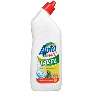 Apta gel wc formule javel pin eucalyptus 750ml