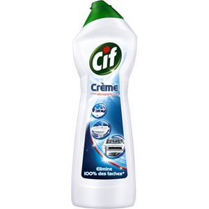 "Cif ""blanc"" crème avec microparticules 750ml"