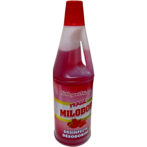 Nettoyant sol Milodor fraise 1l