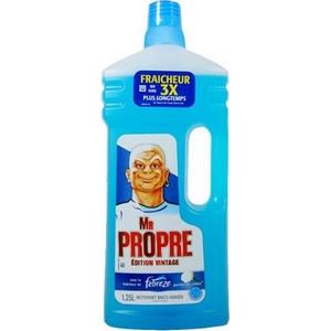 Nettoyant sol Mr Propre pureté de coton 1L3