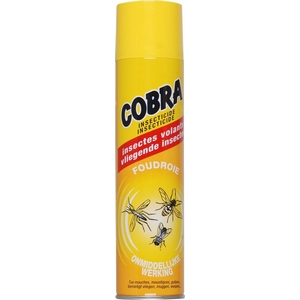 Cobra jaune volant 750ml