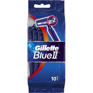 Rasoir gillette blue 2 lot 10
