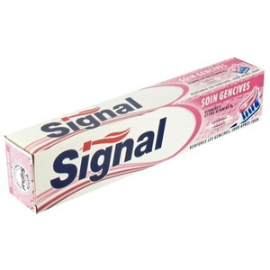 Dentifrice signal soin gencives 75ml
