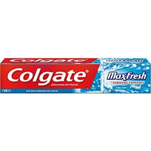 Colgate dentifrice max fresh bleu 75