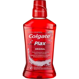 Colgate bain de bouche plax rouge original multi-protection 500ml