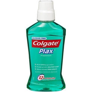 Colgate bain de bouche plax menthe fraîche multi-protection 500ml