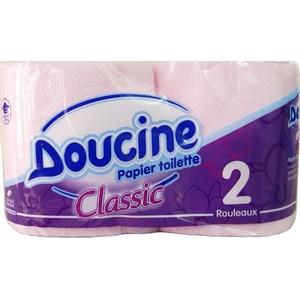 Papier toilette doucine 2 rlx
