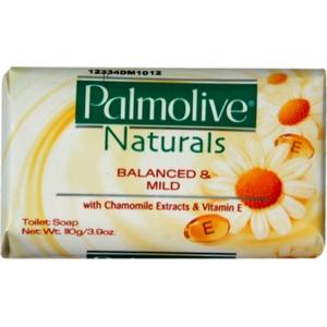 Savon de toilette palmolive camomille vitamine e 90g