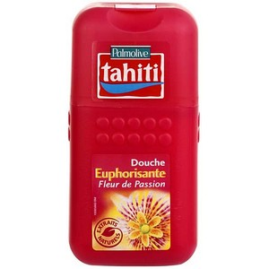 Gel douche tahiti passion 250ml