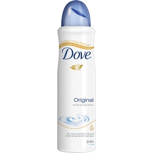 Déodorant féminin dove original 200ml