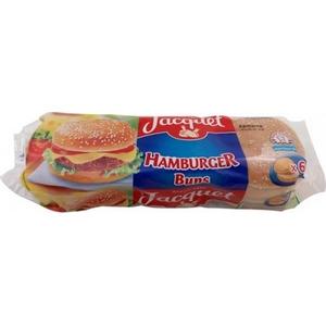 Maxi burger jacquet x4 330g