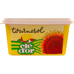 Margarine tournesol clé d'or 500g