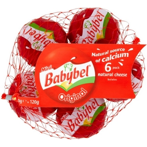 Mini babybel filet 6