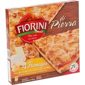 Fiorini pizza 4 fromages 400g