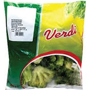 Verdi brocolis congelés 1kg