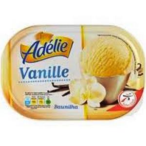 Adélie glace vanille 1l