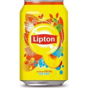 Lipton ice tea pêche 6x33cl