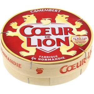 Camembert cœur de Lion 250g