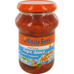 Uncle ben's sauce aigre douce 400g