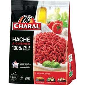 Viande hachée charal spécial bolognaise 800g