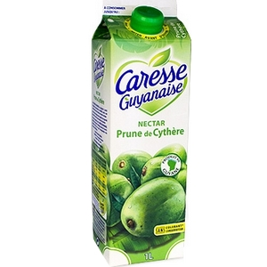 Caresse antillaise nectar prune cythère 1l