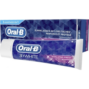 Dentifrice Oral B 3d white vitalize 75ml