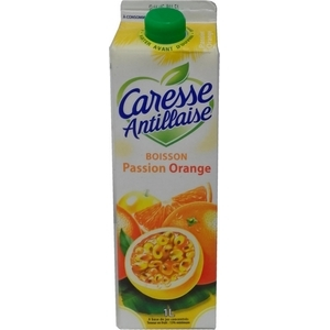 Caresse antillaise passion orange 1l