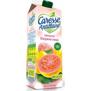 Caresse antillaise goyave 1l