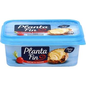 Margarine planta fin demi-sel fin 250g