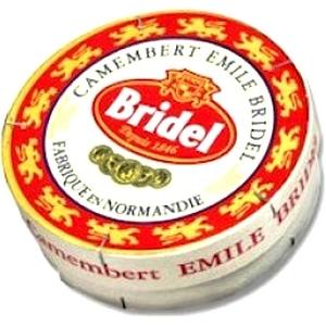 Bridel camembert 45% 250g