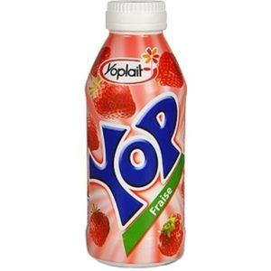 Yaourt à boire yop fraise 250g