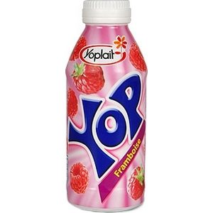Yaourt à boire yop framboise 250g