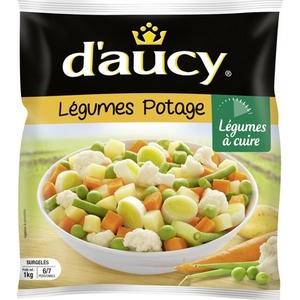 D'aucy légumes potage 1kg