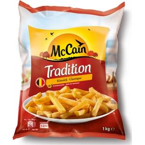 Frites tradition de Mccain 1kg