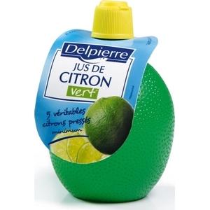 Jus de citron vert Delpierre 20cl