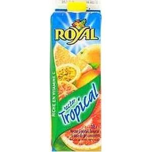 Royal nectar cocktaïl tropical 1l