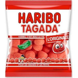 Haribo fraise tagada l'original 120g
