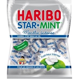 Haribo starmint 100g