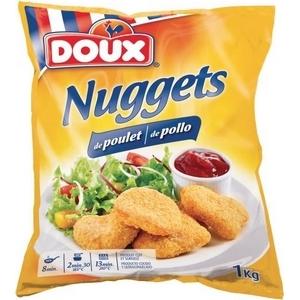 Doux nuggets de poulet 1 kg