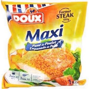 Doux maxi pané de poulet 1 kg