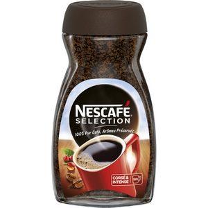 Nescafé sélection corsé et intense 200g