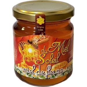 Miel de fleurs du soleil 250g