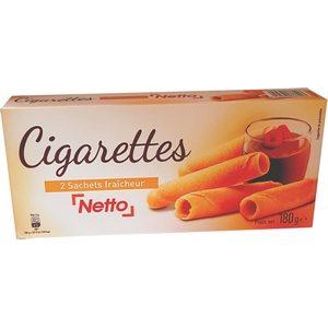 Netto cigarettes roulées 180g