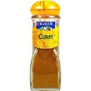 Cigalou curry 35g