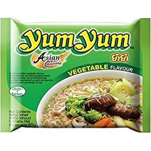 Yum Yum nouilles instantanées légumes 60g