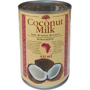 Lait de coco non sucré 400ml