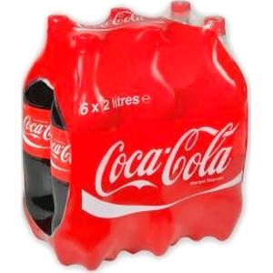 Coca-cola 6x2l