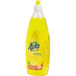 Apta liquide vaisselle dégraissant vinaigre et citron 750ml
