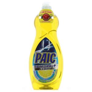 Liquide vaisselle Paic intégral plus Expert citrus 750ml