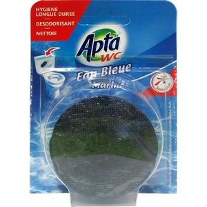 Apta Wc eau bleue marine 70g